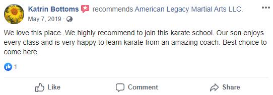 Prekids3, American Legacy Martial Arts